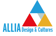 Agitatrice de solutions - Projet Allia Design & Cultures - Branding - Logo