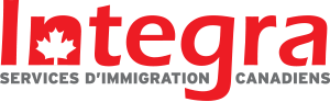 Agitatrice de solutions - Projet Integra services immigration canadiens - Logo