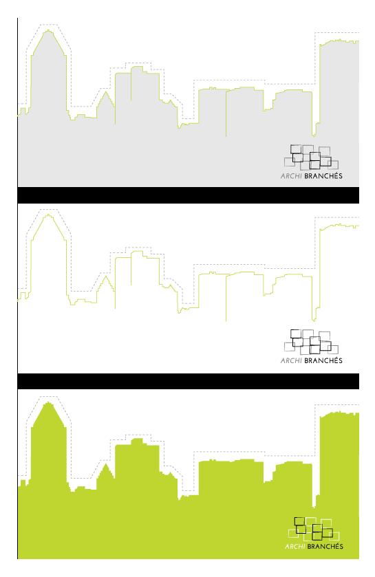 Agitatrice de solutions - Projet Archi Branchés - Branding - Déclinaisons visuels