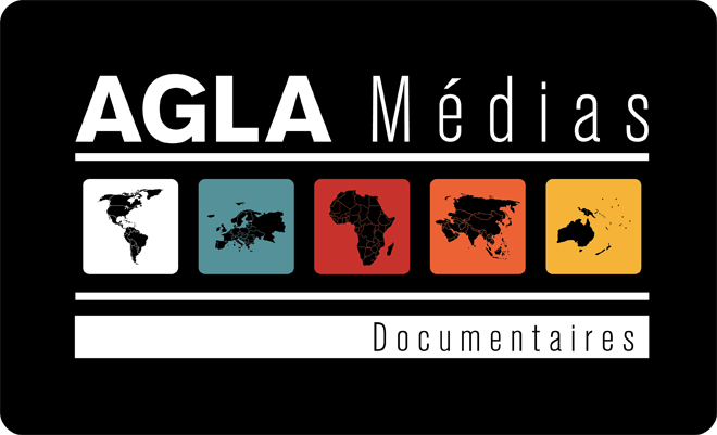Agitatrice de solutions - Projet Agla Médias - Branding - Logo déclinaisons