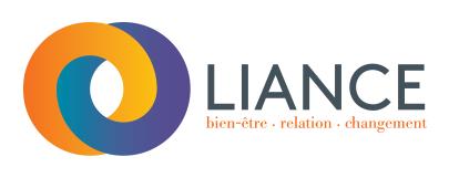 Agitatrice de solutions - Projet Liance - Branding - Logo