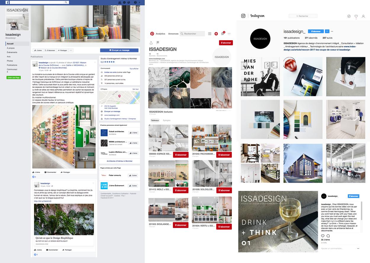 Agitatrice de solutions - Projet Issa Design - Branding - Communication - Réseaux sociaux